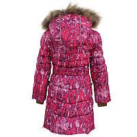 Зимнее пальто-пуховик для девочек YASMINE HUPPA