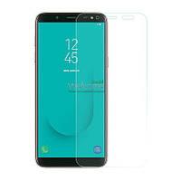 Защитное стекло Samsung J600 Galaxy J6 (2018) (0.3 мм, 2.5D, с олеофобным покрытием) Самсунг