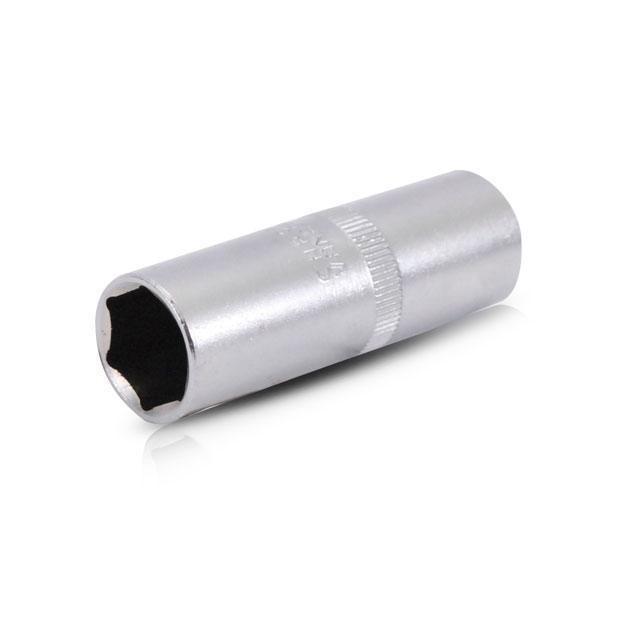 """Головка свечная  1/2"""" 16 мм х 65 мм CrV Intertool ET-0006 - Интернет-магазин AUTOSKLAD – краски, автоэмали, герметики, лаки, наборы инструментов, компрессоры в Днепре"""