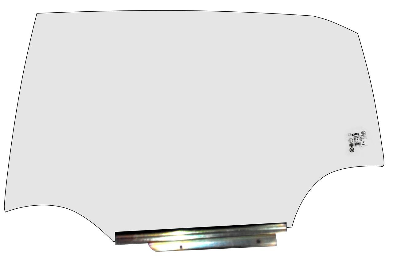 Стекло Sekurit задней левой двери для Toyota (Тойота) Corolla E140/150 (07-12)