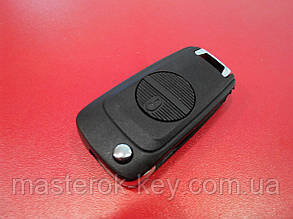 Заготовка выкидного ключа NISSAN 2 кнопки, 313#
