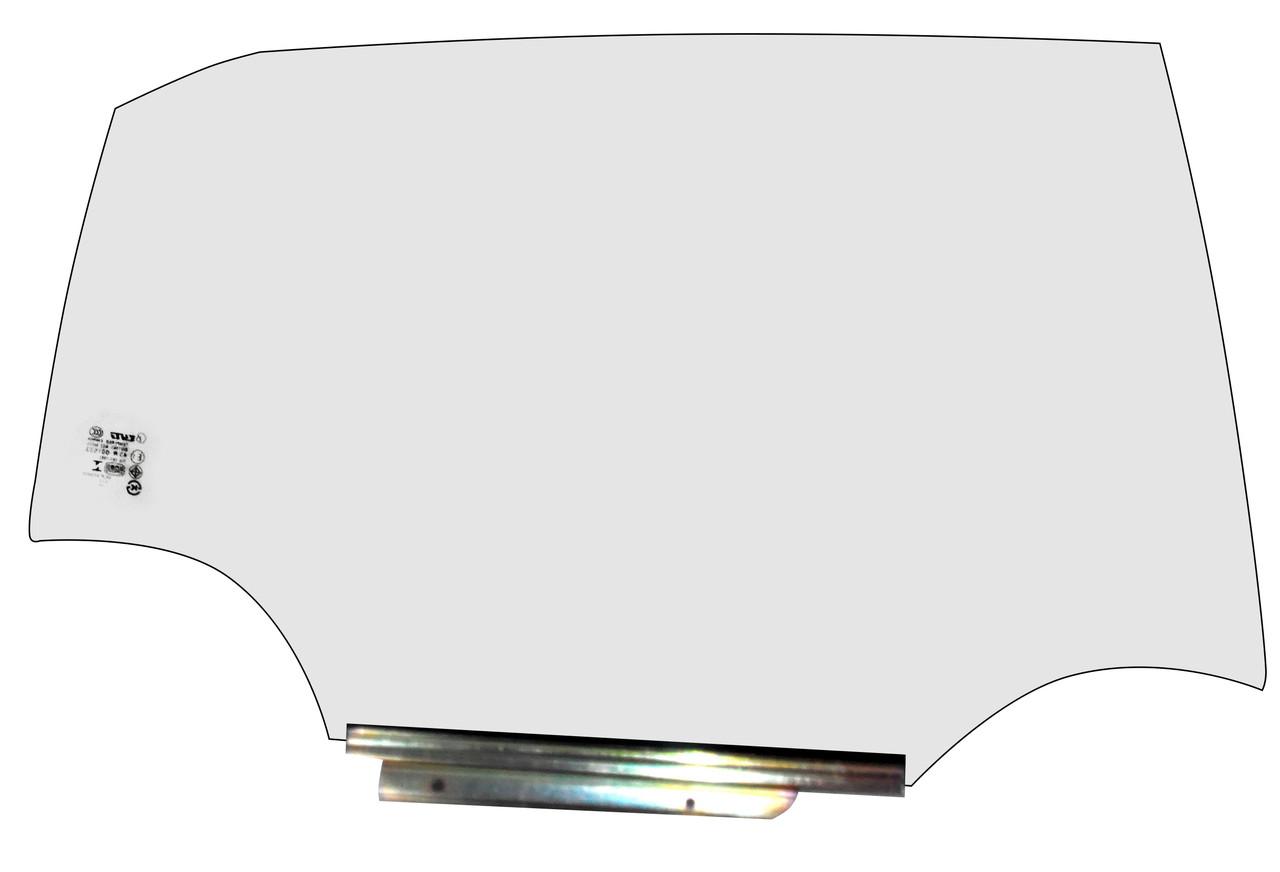 Стекло Sekurit правой задней двери для Toyota (Тойота) Corolla E140/150 (07-12)