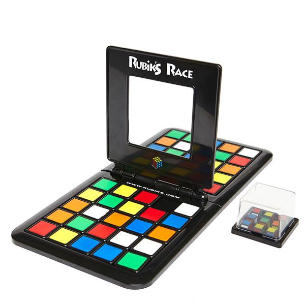 Настольная игра для двоих - Rubik's Race, Цветнашки, Кольоринки
