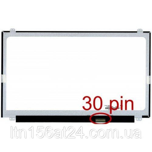 Матрица LCD HD  15.6 Slim 30pin N156BGE-E32