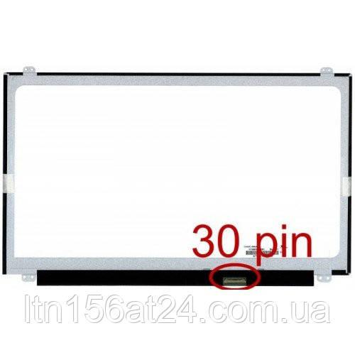 LCD 15.6 SLIM 30pin Матрица B156XTN07.0 B156XTN07.1