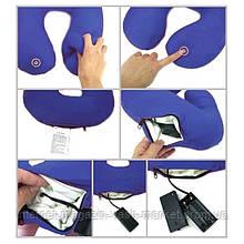 Антистрессовая подушка-подголовник массажная Neck Massage Cushion, Качество