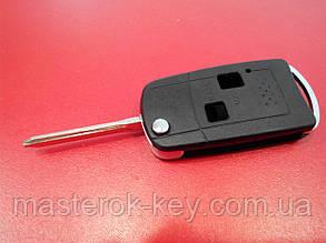 Заготовка выкидного ключа TOYOTA 2 кнопки ACURA style 117#