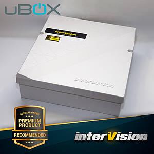 UBOX-421USB 4 канальный видеорегистратор