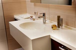 Раковины в ванную комнату из акрилового камня DuPont Montelli