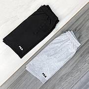 Мужские спортивные шорты в стиле Fila 2 цвета в наличии