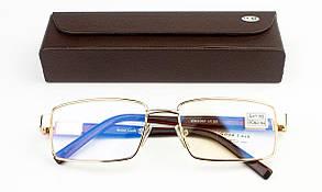 Готовые очки в футляре