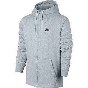 Толстовка Nike M NSW HOODIE FZ JSY CLUB 861754-051