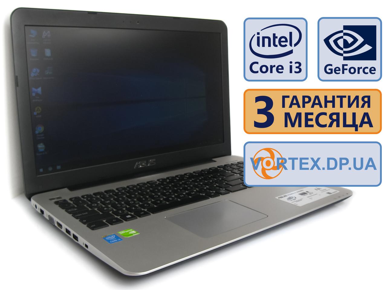 Уценка! Ноутбук Asus K555L 15.6 (1366x768) / Intel Core i3-4030U (2x1.