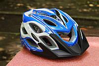 Шлем велосипедный Roswheel blue, фото 1