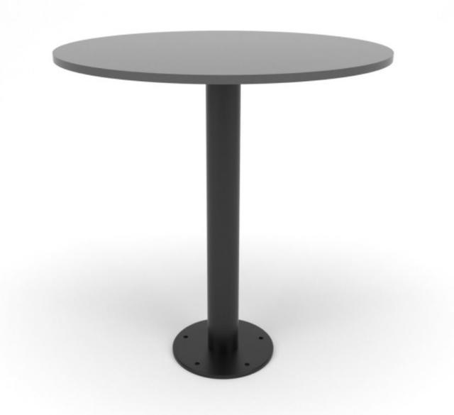 Опора для стола Verona mini комплекте со столешницей