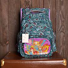 Рюкзак шкільний 318 Winx для дівчаток