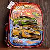 Рюкзак школьный FN1412 Speed Car с машинками для мальчика