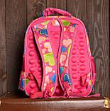 Рюкзак шкільний MC1410 з принцесою для дівчаток, фото 2
