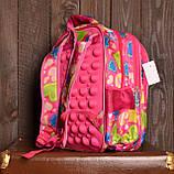 Рюкзак шкільний MC1410 з принцесою для дівчаток, фото 3