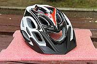 Шлем велосипедный Roswheel  red v3