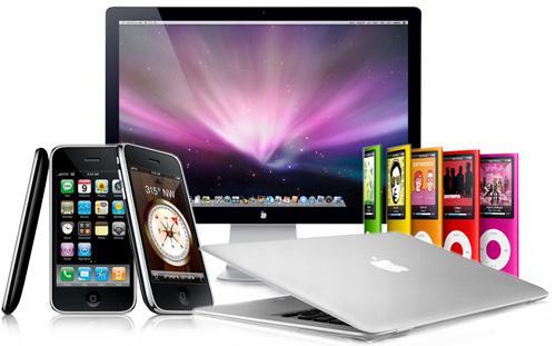 Apple и запчасти
