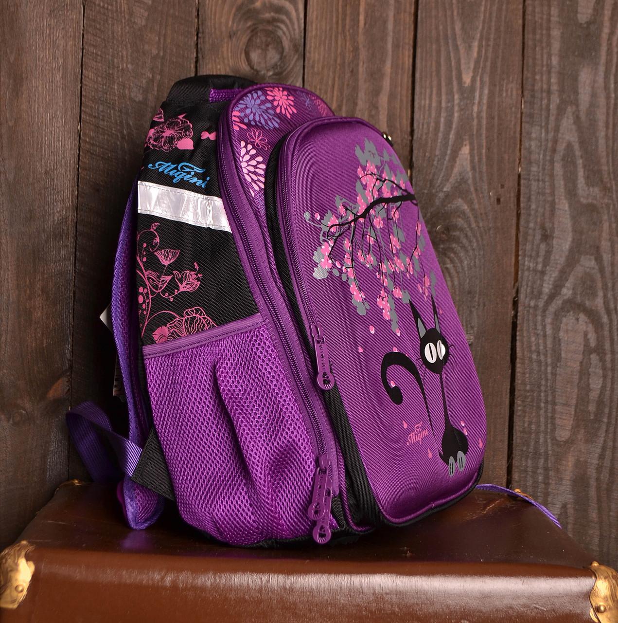 Рюкзак школьный Cat Migini 6669 для девочек  продажа 01a4685b8eadf