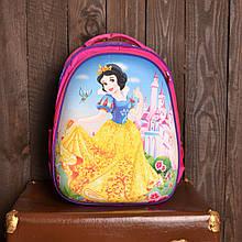 Рюкзак шкільний 1002 c Білосніжкою для дівчаток