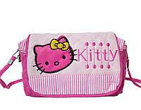 "Детская сумочка ""Hello Kitty"" 4 Цвета Розовый"