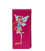 Детский кошелек big WINX 4 Цвета Малиновый (фея)