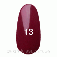 Гель лак Kodi №013 Вишневый, эмаль 12 мл