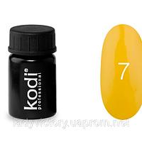 Гель краска Kodi №07