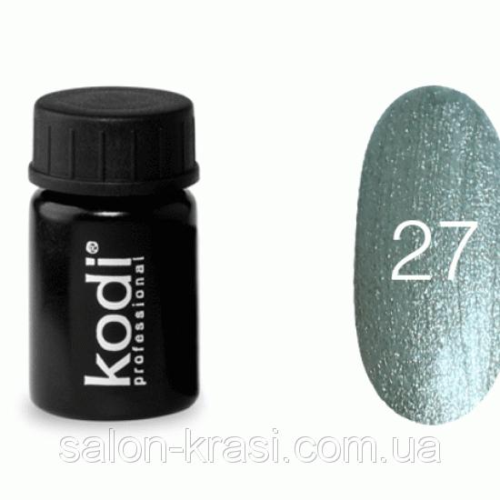Гель краска Kodi №27