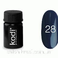 Гель краска Kodi №28