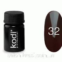 Гель краска Kodi №32