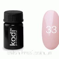 Гель краска Kodi №33