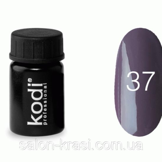 Гель краска Kodi №37