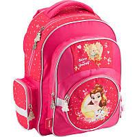 Ортопедический школьный рюкзак kite p18-525s princess на 14 литров