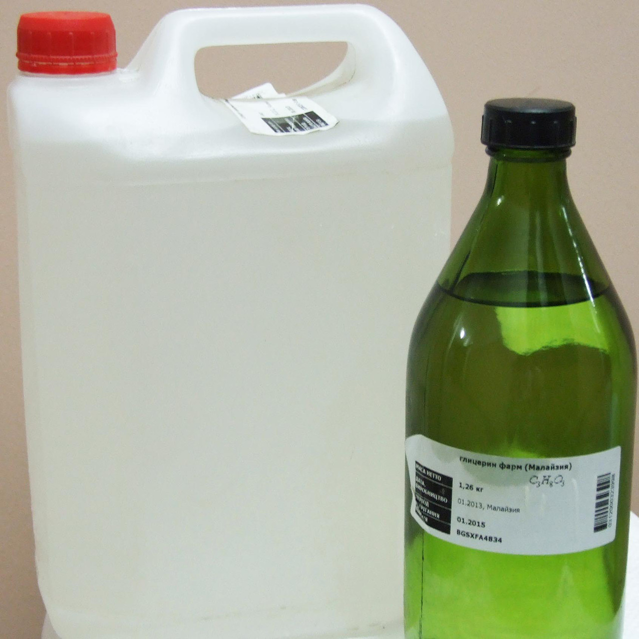 Глицерол (глицерин)
