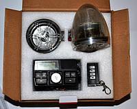 Аудио система для мотоцикла с управлением на руле прозрачная