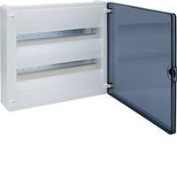 Распределительный щит внешней установки на 36 мод.(2х18), GOLF, с прозрачной дверцей