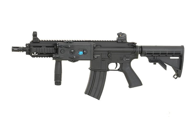 Airsoft реплика HK416 – BLACK [DBoys] (для страйкбола)