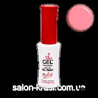 Гель краска She Gel № 03 Персиково-розовая