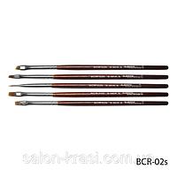 Набор маленьких кистей для китайской росписи BCR-02S