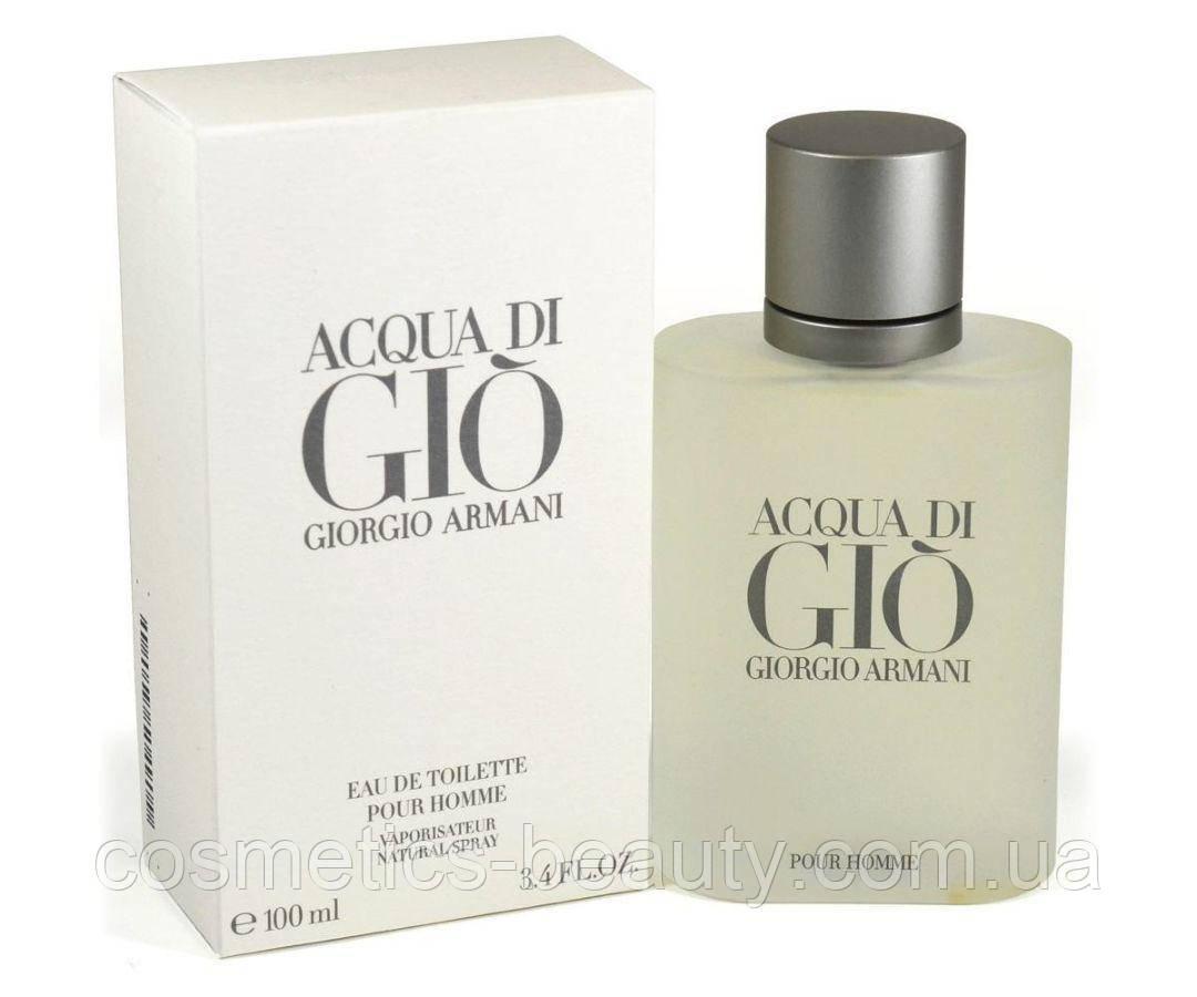 Мужская туалетная вода Armani Acqua Di Gio Men (лицензионная парфюмерия).