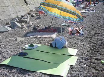 Пляжные коврики оптом