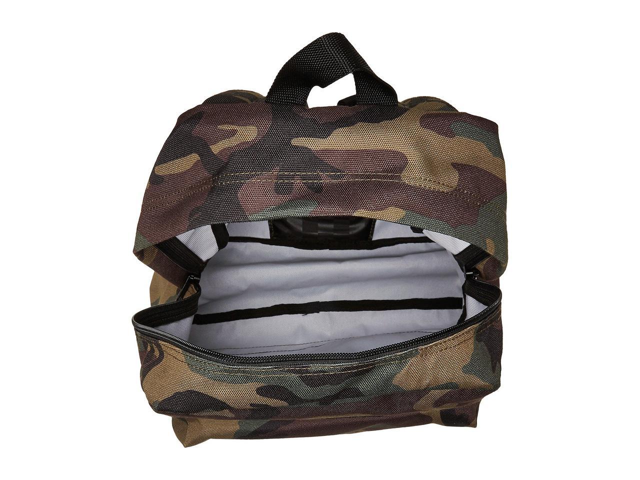 efbf6ce21d2 Рюкзак (Оригинал) Vans Old Skool II Backpack Classic Camo/Black, фото 2 ...