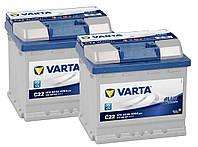 Аккумулятор Varta BLUE dynamic 52 А/ч (552400047 С22), фото 1