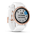 Garmin Fenix 5S Plus Sapphire, Rose Gold with Carrara , фото 3