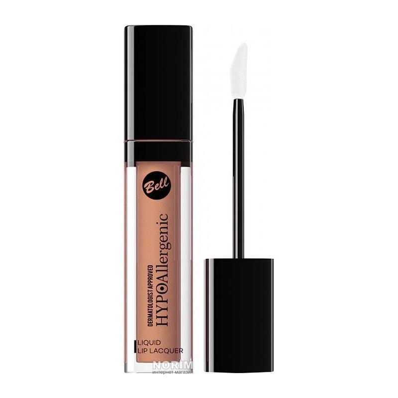 6d1872007a9 Блеск для губ лаковый BELL Cosmetics HypoAllergenic Liquid Lip Lacquer