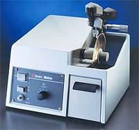 Станок отрезной высокоточный маленький низкоскоростной для резки твердых материалов. Minitom